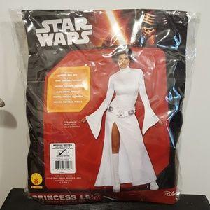 Priness Leia Star Wars Costume, adult